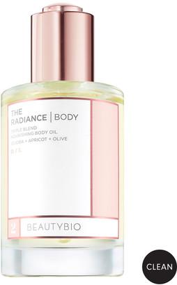BeautyBio 3.4 oz. The Radiance Body Triple Blend Nourishing Body Oil