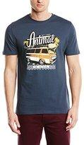 Animal Men's Lovello Crew Neck Short Sleeve T-Shirt