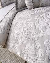 Dian Austin Couture Home King Vasari Damask Duvet Cover