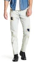 Levi's 501 Customized Tapered Denim Jean - 30-34 Inseam
