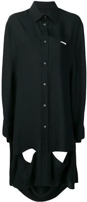 Maison Margiela Trapeze-Style Shirt