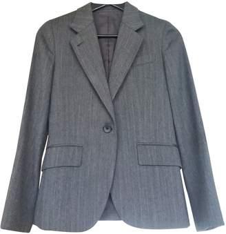 Margaret Howell Grey Wool Jackets