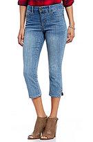 Code Bleu Chelsea Crop 5-Pocket Jeans
