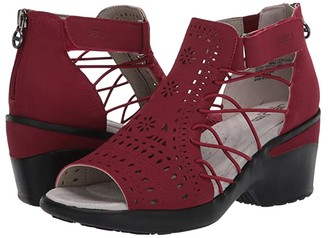 JBU Nelly Encore (Gunmetal) Women's Sandals