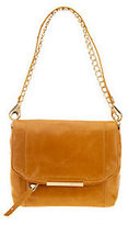 B. Makowsky B.Makowsky Jynx Glazed Leather Shoulder Bag