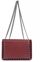 Jessica Simpson Zamia Velvet Whip-Stitched Convertible Cross-Body Bag