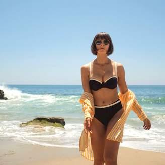 Summersalt The Fused Delta Bikini Top