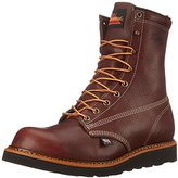 Thorogood Men's American Heritage Plain-Toe Work Boot