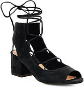 Steve Madden Admire Lace Up Shooties