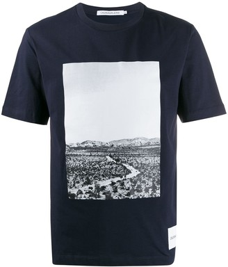 Calvin Klein Jeans photograph-print T-shirt
