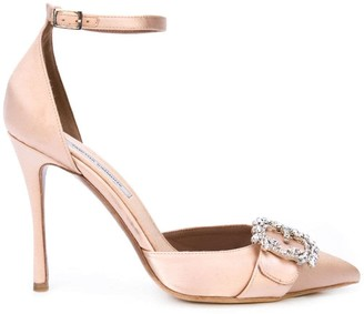 Tabitha Simmons Tie The Knot pumps