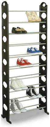Home Basics 30 Pair Shoe Rack
