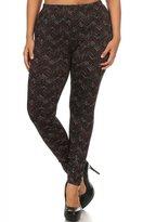 Popular Women's Plus Size Premium Basic Full Length Leggings - 4X