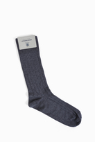 John Smedley Sea Island Cotton Socks