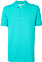 Lacoste embroidered polo shirt