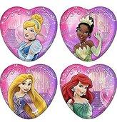 Hallmark Disney Very Important Princess Dream Party Heart Shaped Dessert Plates [Toy]