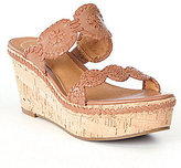Jack Rogers Leigh Wedge Sandals