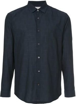 Cerruti checked shirt