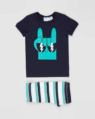 Milky Monster Pyjamas - Kids