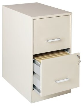Wooster 2 Drawer Vertical Filing Cabinet Wrought Studio Finish: Stone
