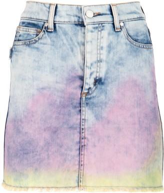 Zadig & Voltaire Printed Mini Skirt