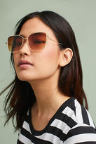 Anthropologie Chelsea Square Sunglasses