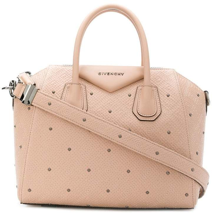Givenchy 4G quilted antigona tote