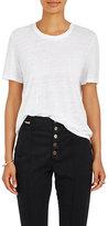 A.L.C. Women's Lace-Back Linen T-Shirt