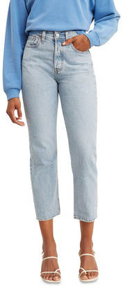 Levi's Wedgie Fit Straight Jeans Lt