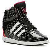 adidas Super Wedge Sneaker - Womens
