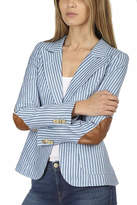 Smythe Striped Duchess Jacket