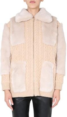 Stella McCartney Cable-knit Jacket