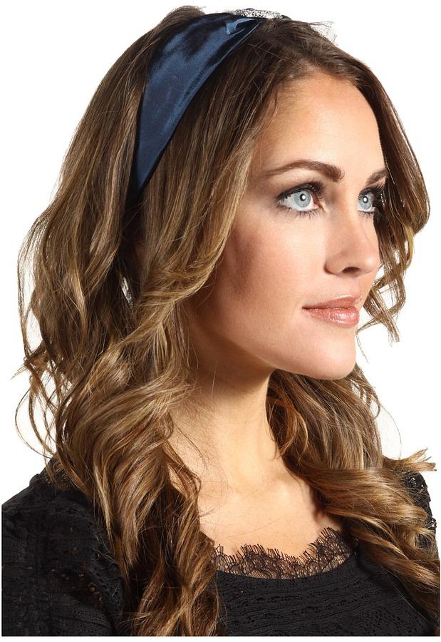 Jane Tran Fancy Satin Headband