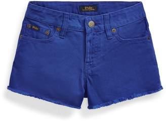 Ralph Lauren Polo Cotton Denim Short