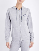 Tommy Hilfiger Iconic brand logo cotton-blend hoody