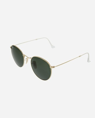 Express Ray-Ban Gradient Icons Sunglasses