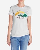 Eddie Bauer Women's Get Lost Triblend T-Shirt
