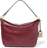 Ralph Lauren Leather Medium Callen Hobo Bag
