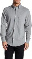 Tailorbyrd Long Sleeve Button-Down Collar Shirt