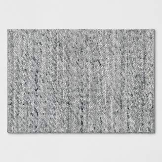 Project 62 Chunky Knit Wool Woven Rug - Project 62
