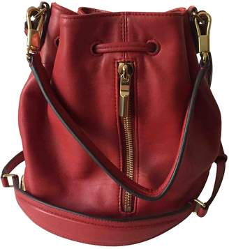 Elizabeth and James \N Red Leather Handbags