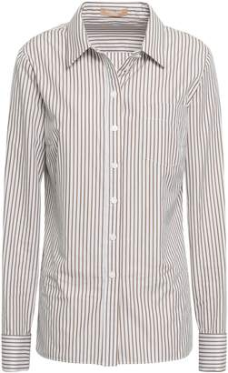 Michael Kors Striped Cotton Shirt