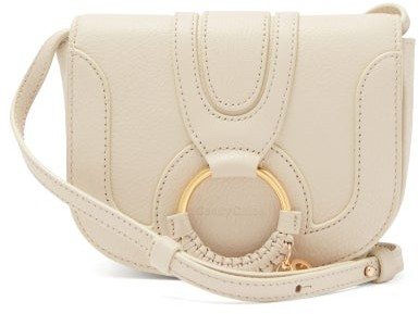 See by Chloe Hana Mini Leather Cross-body Bag - Beige