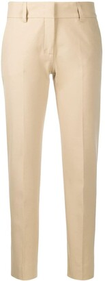 Piazza Sempione Slim-Fit Cropped Trousers