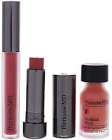 N.V. Perricone No Makeup Beautiful Lips & Cheeks 3pc Kit