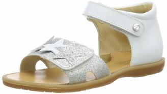 Naturino Girls Acquamarina Sling Back Sandals