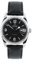 Tudor Ranger 2784 Stainless Steel & Leather 36mm Watch