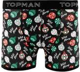 Topman Bauble Holiday Trunks