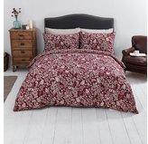 Sainsbury's Home Robin Berries Duvet Cover Set - Kingsize