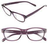 Corinne McCormack Women's 'Zooey' 53Mm Reading Glasses - Lilac